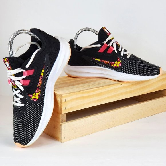 Nike Shoes | Nike Downshifter 9 Floral